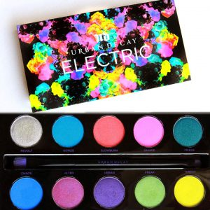 Urban Decay Electric Palette Beyou App Blog