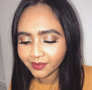 Elite Associates Christmas party makeover Farah