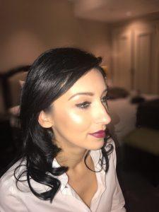 Beyou App Make-up for Black tie event