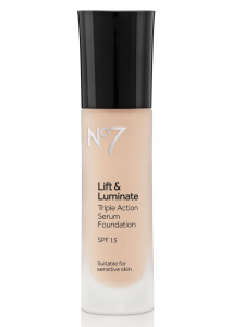 No7 Lift & Luminate TRIPLE ACTION Foundation